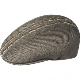 Casquette Argyle Stripe 504 Beige - Kangol