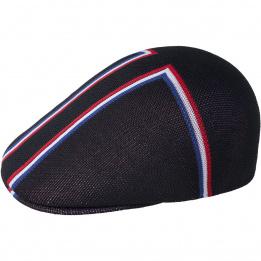 Casquette Angle Stripe 507 Noire- Kangol