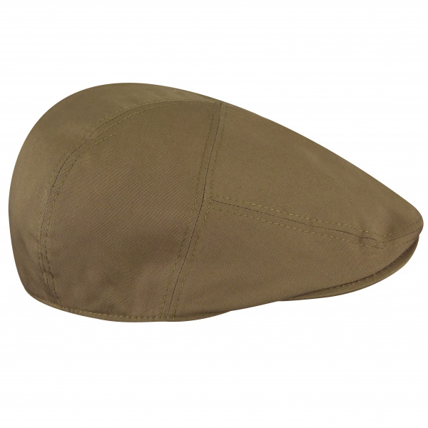 Casquette Plate Graham Tan - Bailey