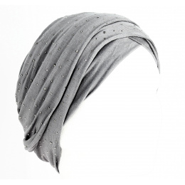 Turban Bella  Gris
