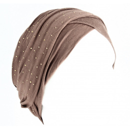 Turban Bella  Marron