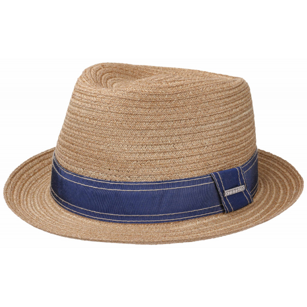 Chapeau Player Lorenzo Chanvre Naturel- Stetson
