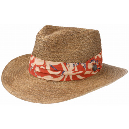 Hat Cowboy BBQ Straw- Traclet