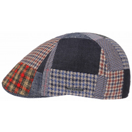 Casquette Texas Brushed Patchwork - Stetson