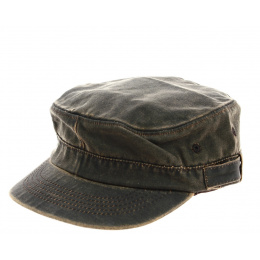 Casquette Army Marron- Dorfman Pacific Co