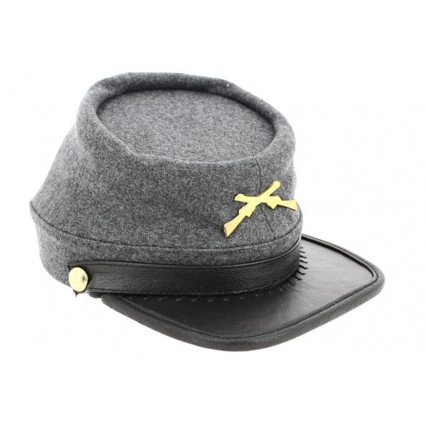Grey Southern Cap