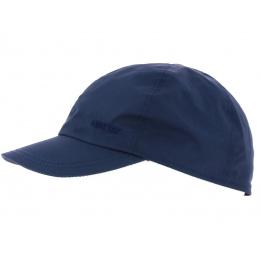 Casquette imperméable bleu- Gore Tex