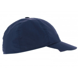 Blue waterproof cap - Gore Tex