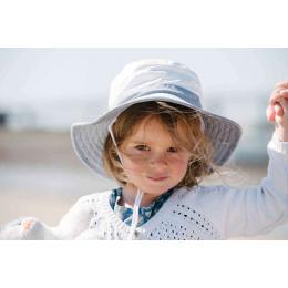 Bob Enfant protection solaire 50+ Blanc - Soway