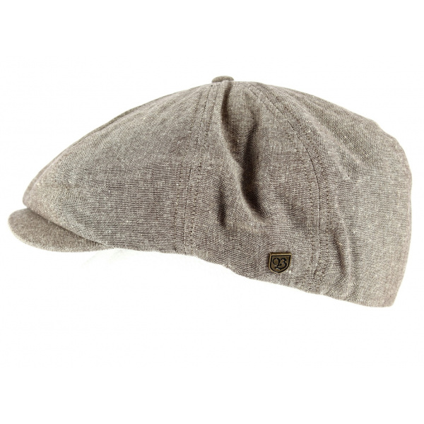 Beret cap herringbone Brixton Brood