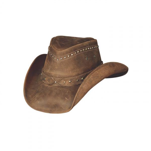 Burnt dust hat