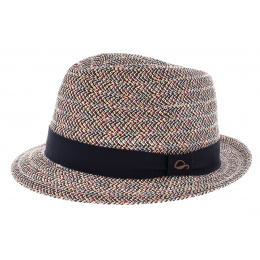 Chapeau Tribly Greenfield Paille Raphia - Stetson