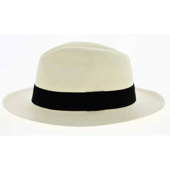 Chapeau Fedora Panama pliable - Traclet