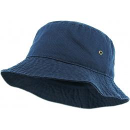 Navy cotton bob - Ethos