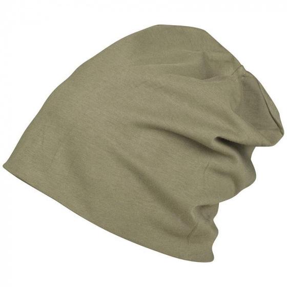 Bonnet Long Jersey Olive - Traclet