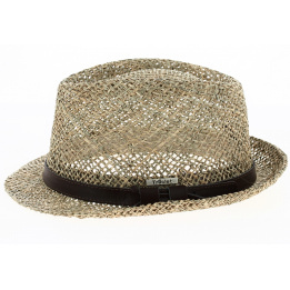 Chapeau Trilby Arnold Paille - Traclet