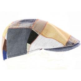Casquette patchwork