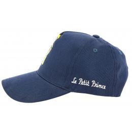 Casquette Baseball Strapback Le Petit Prince Coton Marine - Le Petit Prince