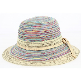 Chapeau Cloche Paimpol Arc-en-Ciel- Traclet