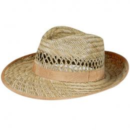 Fedora Straw Hat - Presley