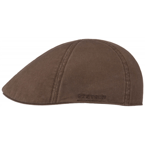 Texas Caps Cotton Brown- Stetson