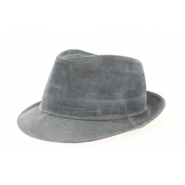 Trilby Hats Strike Blue/Grey- Traclet