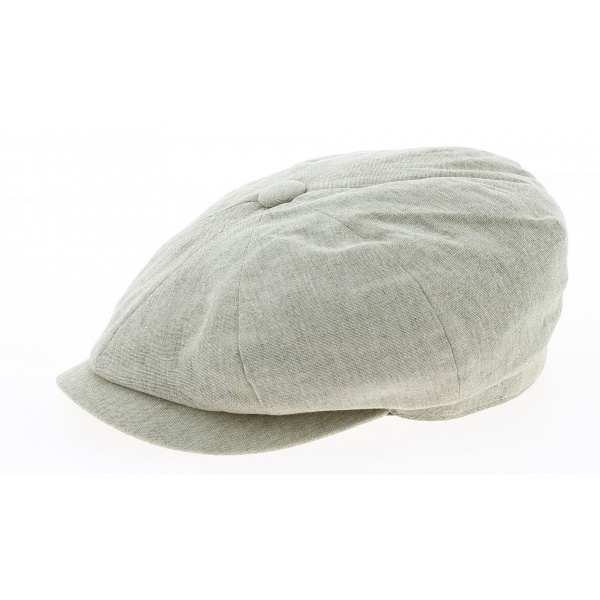 Casquette Brooklin Cotton été Bluebell - Stetson