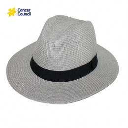 Chapeau Traveller Lightweight Gris- Rigon Headwear