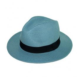 Chapeau Traveller Lightweight Bleu Métal- Rigon Headwear