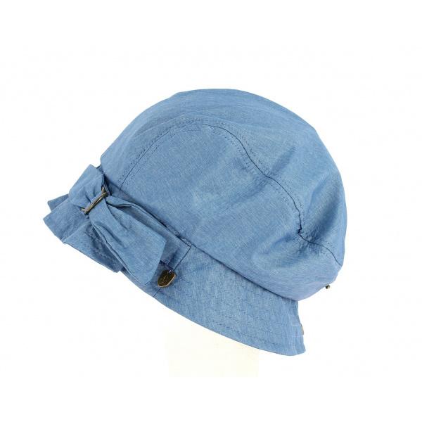 Chapeau Cloche Vivans Bleue- Traclet