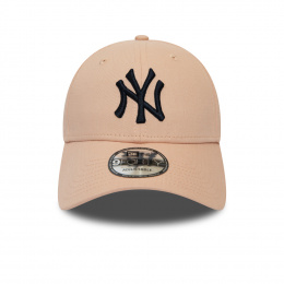 Casquette Strapback Essential League Coton Rose Pâle - New Era