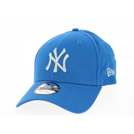 Casquette League Essential 9forty NY Yankees Bleue-New Era