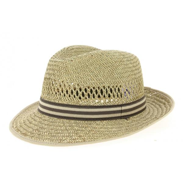 Chapeau de paille Denis- Traclet