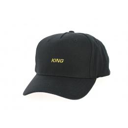 Casquette Trucker Defy Noire- King Apparel