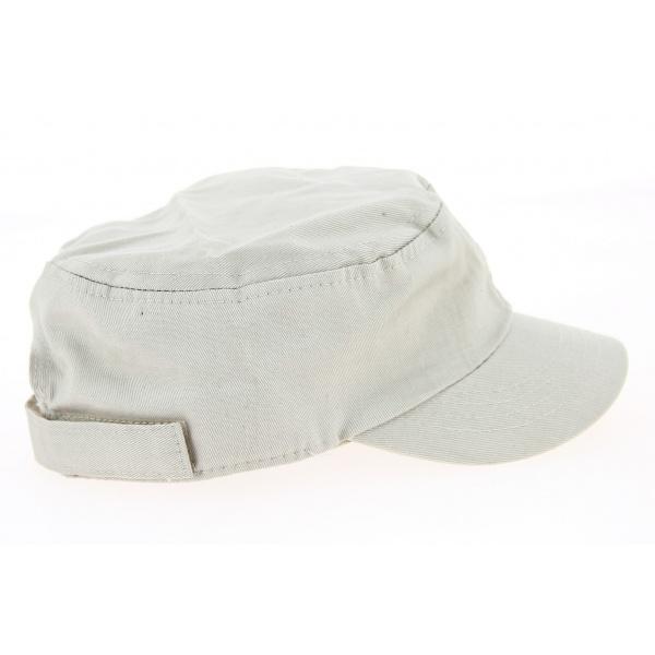Casquette Army Kids Été Coton Beige- Result Headwear