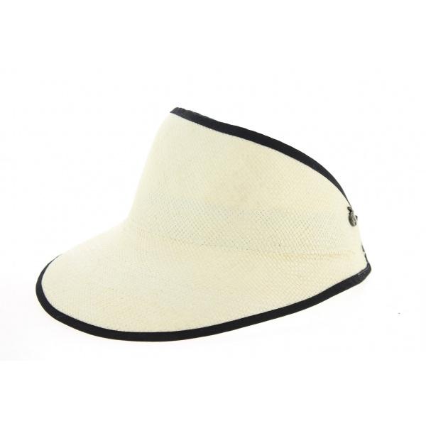 Panama visor cap