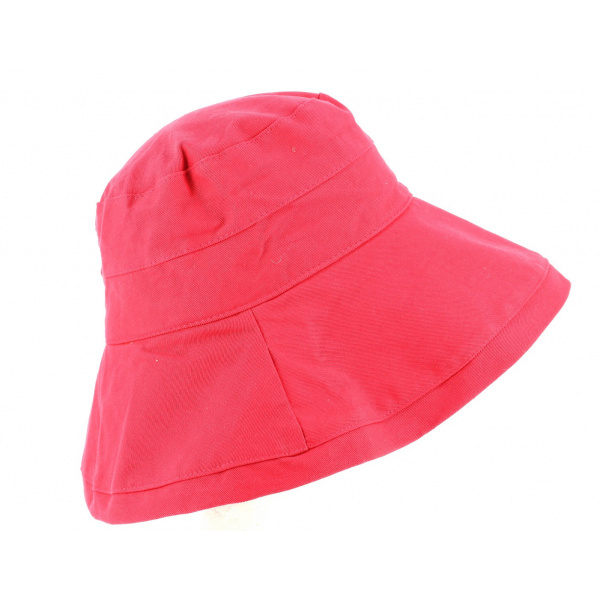Capeline Moon Coton Rouge- Traclet