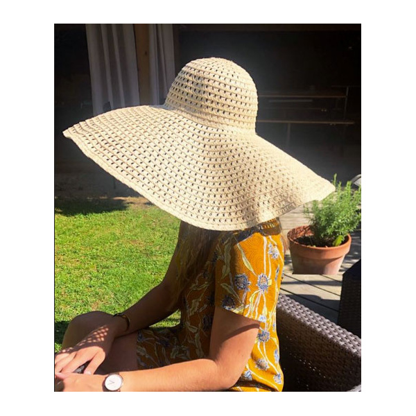 Trilby acapulco hat