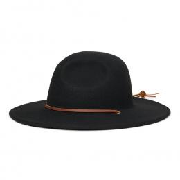 Chapeau Tiller Brixton - Noir
