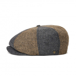 Beret cap herringbone Brixton Brood