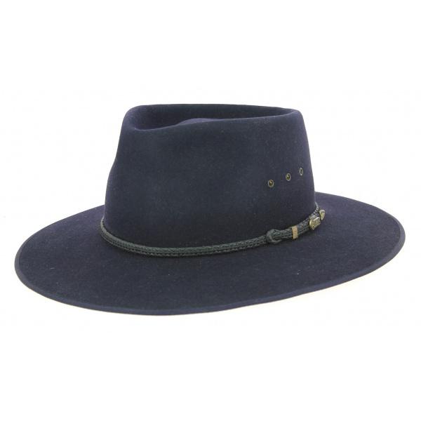 Chapeau feutre poil Cattleman - Akubra