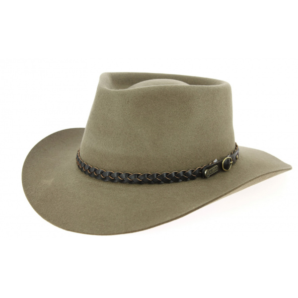 Stockman fur felt hat - Akubra