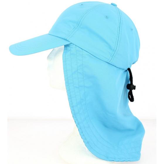 Casquette saharienne Rosholt - Turquoise
