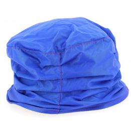 Chapeau cloche ANDORRE Bleu
