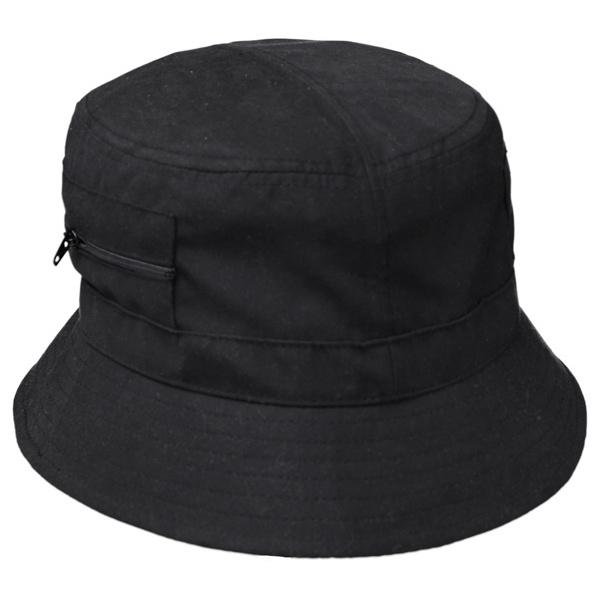 Chapeau Bob Moers Noir- Traclet