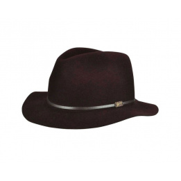 Chapeau Jackman bordeaux - Bailey