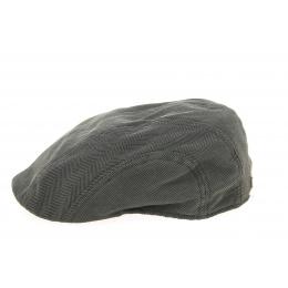 Mansfield Bombed Cap Grey Cotton - Gottmann