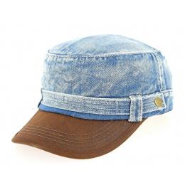 Cuban Denim Cap Clear - Traclet