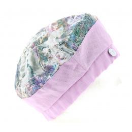 Wacky chemotherapy turban