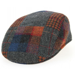 Casquette Plate Norris Patchwork- Traclet